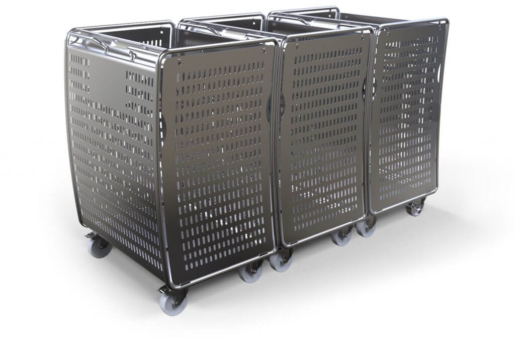 CRENOW Design - Wb-e - Sanofi pasteur - Chariots compatibles