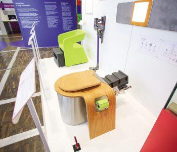 Toilettes Zircon d'Ecodomeo récompensées de l'Observeur du Design 2013
