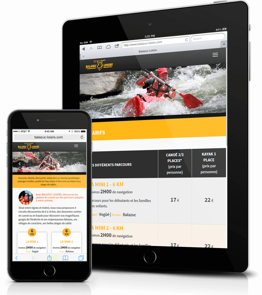 balazuc-loisirs-website-responsive-design