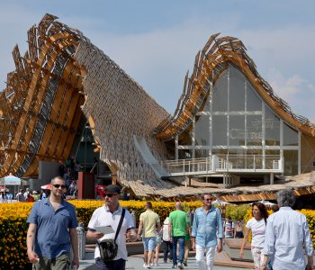 Pavillon Chine - Exposition Universelle 2015 - Milan