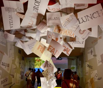 Pavillon Espagne - Exposition Universelle 2015 - Milan