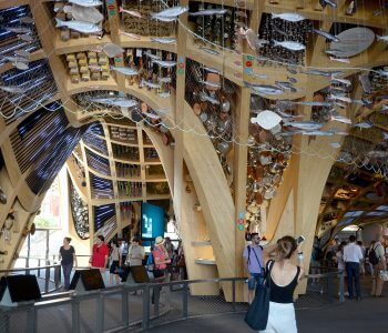 Pavillon France - Exposition Universelle 2015 - Milan