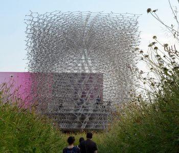 Pavillon Royaume Uni - Exposition Universelle 2015 - Milan