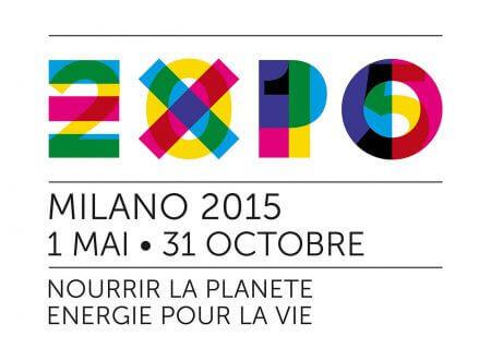 Milan - Logo Exposition Universelle 2015