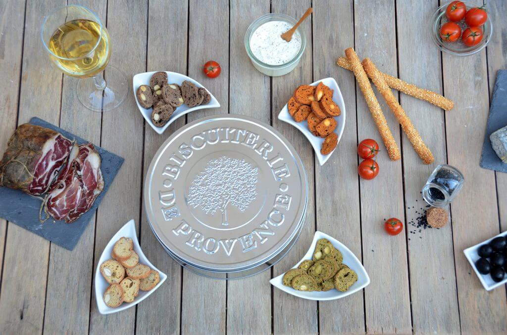 CRENOW Design - Biscuiterie de Provence - Ambiance