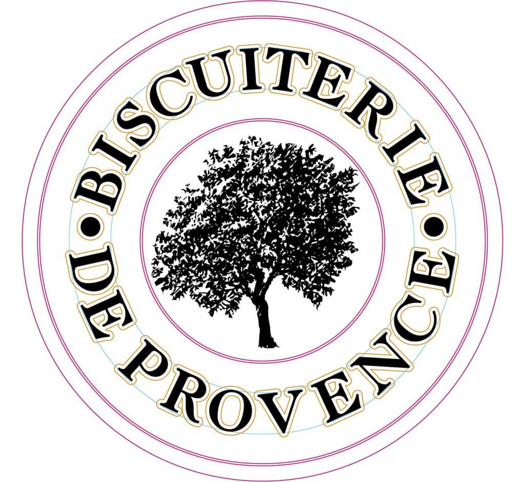 CRENOW Design - Biscuiterie de Provence - Graphisme technique