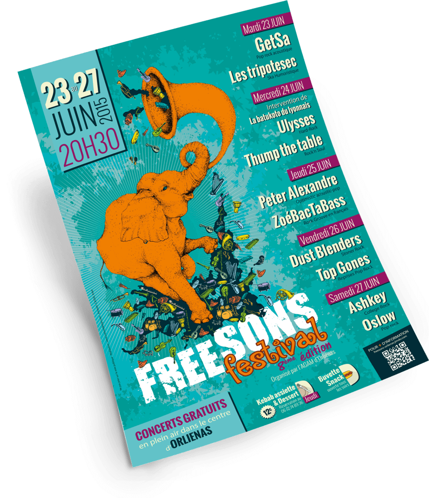 crenow-design-agam-freesons-festival-flyer